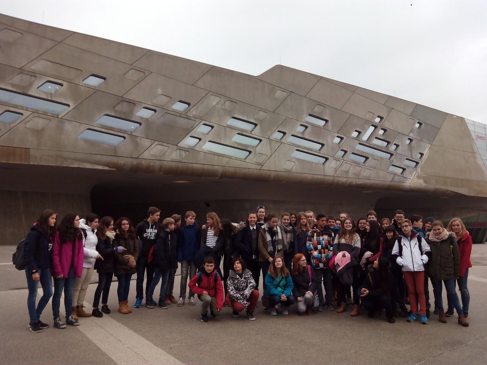 Programa Internacional De Manyanet Sant Andreu :  Intercanvis Per A La Formació I El Futur Dels Nostres Alumnes