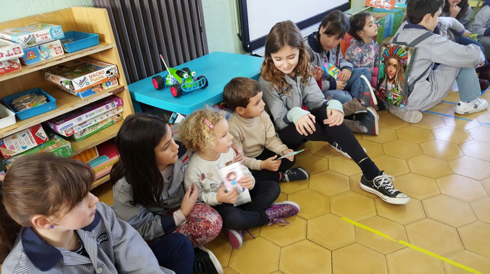 Els Projectes D'Aprenentatge Servei A Les Escoles Manyanet