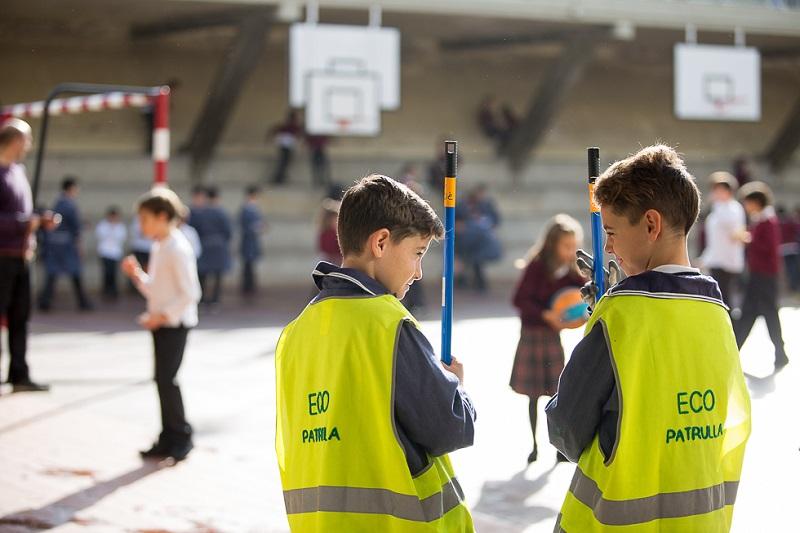 El Paper De L'escola Vers El Respecte Al Medi Ambient